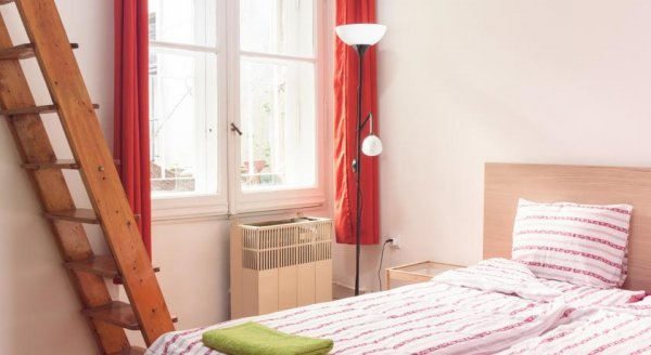 Pal 39 s hostel and apartments budapest hongrie for Appartement adagio londres