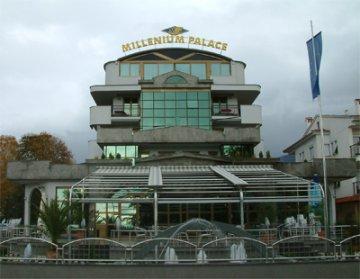 Hotel Millenium Palace Ohrid Macedonia Hostelscentral