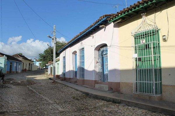 Las Terrazas De Isabel Y Eusebio Trinidad Cuba
