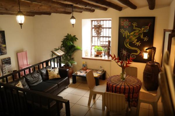 Casa Colonial Hostel Sangil San Gil Colombia