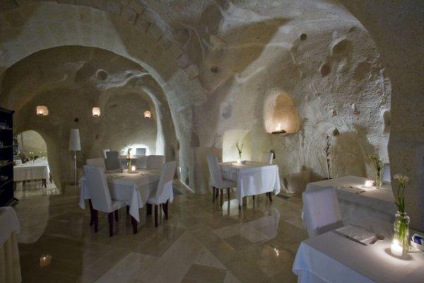 Sant Angelo Luxury Resort Matera Italy