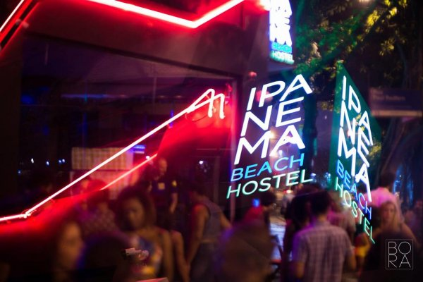 Ipanema Beach Hostel
