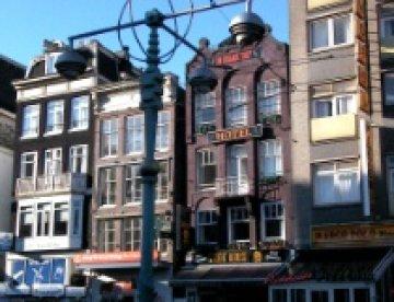 Orange Tulip Hotel Amsterdam Netherlands
