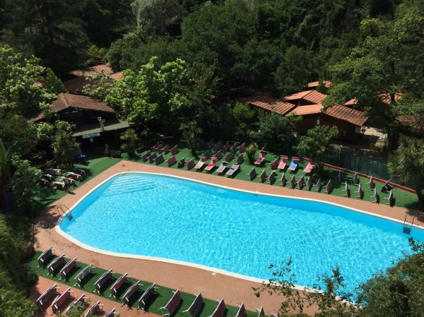 Seven hills village roma italia it - Seven hills village roma piscina ...
