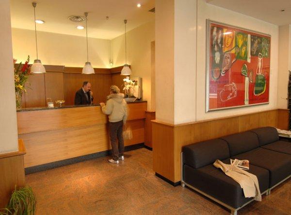 Hotel bernina milano italia it for Hotel bernina milano