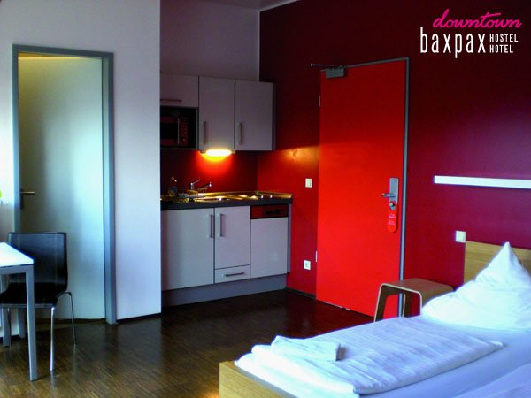 Baxpax Downtown Hostel Hotel - Berlin, Deutschland - HostelsCentral ...