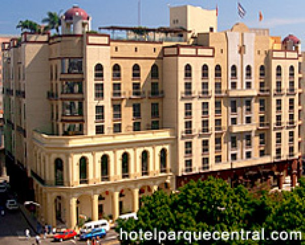 Hotel parque central la habana cuba hostelscentral for Calle neptuno e prado y zulueta habana vieja habana cuba