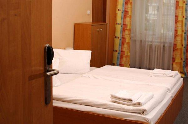 Hotel city bell praga repubblica ceca hostelscentral for Barcellona albergo economico