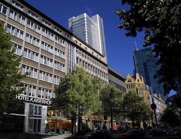 Hotel Frankfurt Galluswarte