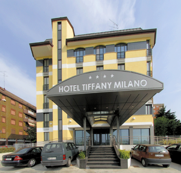 Hotel tiffany milano milan italy en for Hotel terminal milano