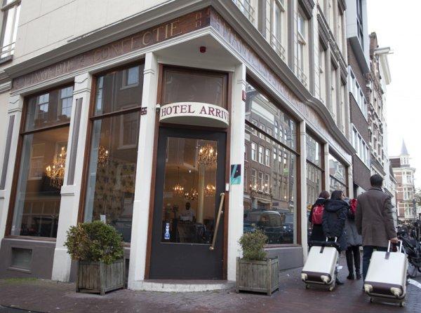 hotel quentin arrive amsterdam amsterdam netherlands en. Black Bedroom Furniture Sets. Home Design Ideas