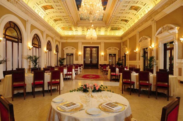 Grand Hotel And La Pace Montecatini Terme Italy