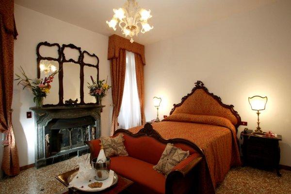 ca 39 pier bed and breakfast venice italy en. Black Bedroom Furniture Sets. Home Design Ideas