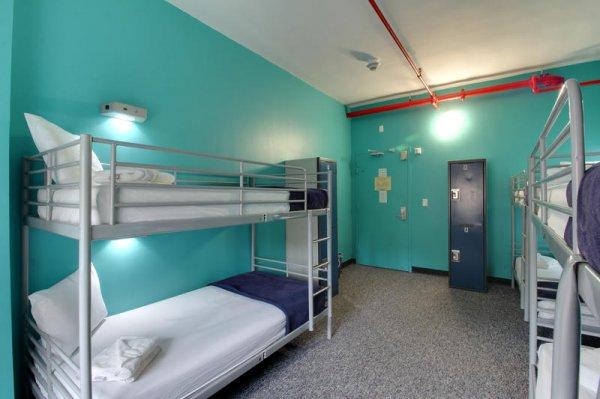Hi Nyc Hostel - New York City  Usa