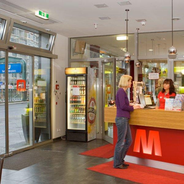 Meininger Hotel Prenzlauer Berg Picture Of
