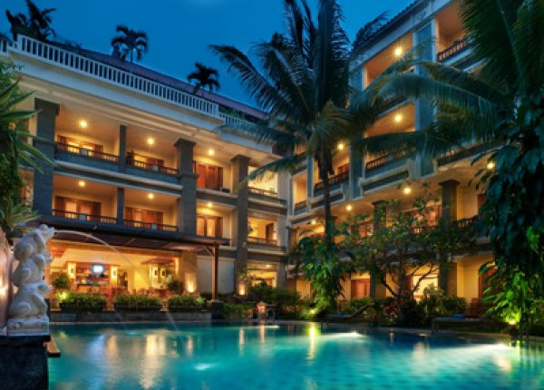 The vira bali hotel bali indonesien hostelscentral for Small boutique hotels bali