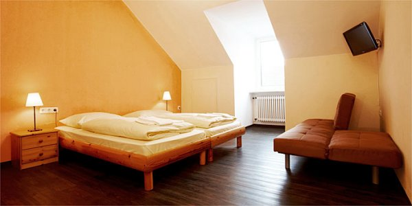smart stay hostel munich city monaco germania. Black Bedroom Furniture Sets. Home Design Ideas
