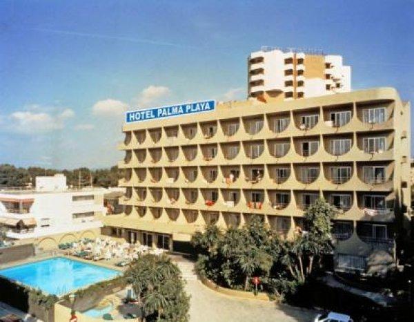 Hotel Palma Playa Palma De Mallorca Spain